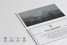 Buisness Cards Minimalist Business Card Vol 02 Makiplace