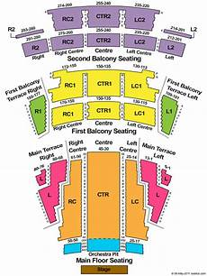 Northern Jubilee Auditorium Seating Chart Wicked Calgary Tickets Southern Alberta Jubilee