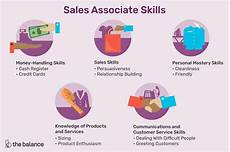 Skills Required For Customer Service Important Sales Associate Skills List For Resumes