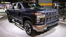 2020 Gmc Z71 by 2020 Chevrolet Silverado Hd Has New V8 Can Tow 35 500 Pounds