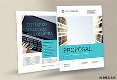 Layout Of A Business Business Proposal Layout Buy This Stock Template And