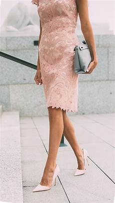 What Color Heels With Light Pink Dress With What Shoes To Wear Pink Dresses 2020