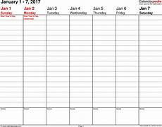 Online Year Planner Printable Day Planner 2017 Room Surf Com