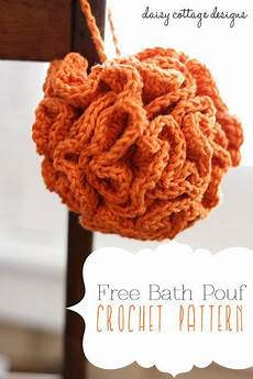 Daisy Cottage Designs Bath Pouf 3395 Best Crochet For The Home Images On Pinterest
