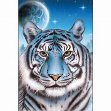 hansa airbrush schablone tiger wildlife gross xl 410190