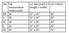 Easy Women S Skirt Sewing Tutorial Fleece Fun