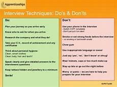 Interview Techniques Prepare For Interview
