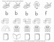 18 letter b worksheets for practicing kittybabylove com