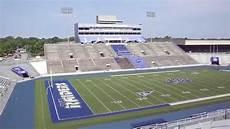 Mtsu Floyd Stadium Seating Chart Middle Tennessee State Football Stadium Youtube