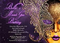 Masquerade Party Invitations Templates Masquerade Invitation Mardi Gras Invitation Masquerade