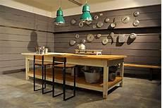 banchetti da lavoro interior design recupero tavolo da lavoro con struttura in