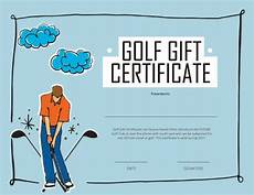 Golf Certificates Templates 13 Free Printable Gift Certificate Templates Birthday