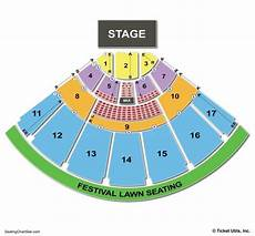 Chautauqua Amphitheater Seating Chart Mid Florida Amphitheater Seating Chart With Seat Numbers