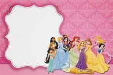 Princess Party Invitations Printable Free Disney Princess Party Free Printable Party Invitations