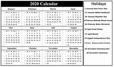 November 2020 Calendar With Indian Holidays Printable Indian 2020 Calendar Template Pdf Excel Word