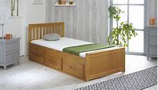 3 0 mission storage bed in honey pine amani