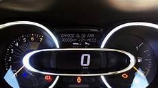 Renault Master Service Light Reset Renault Clio 4 Reset Service Reminder Oil Inspection Youtube