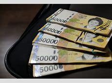 Best Way to Exchange US Dollars to Korean Won ? Finding