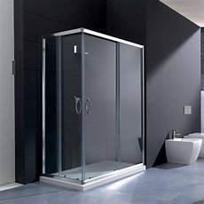 idee box doccia box doccia rettangolare in vetro temperato s70