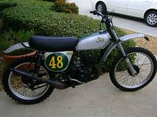 1974 cr 125 elsinore parts bike ahrma for sale on