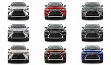 2014 Lexus Rx 350 Color Chart 2016 Lexus Rx350 Colors
