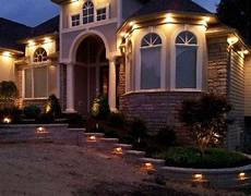 Landscape Lighting Cleveland Ohio Landscape Lighting In Cleveland Low Voltage Led