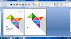 Page Design In Word Cara Membuat Cover Makalah Di Microsoft Word 100 Menarik