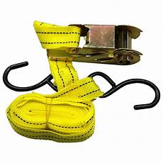 1pc 1 quot x15 ratcheting tie cargo straps truck bed