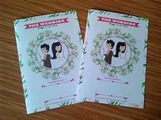 28 cetak undangan pernikahan murah undangan wedding di
