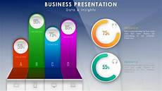 How To Create Template For Powerpoint How To Create Beautiful Infographic Dashboard For Business