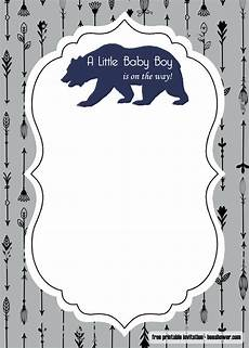 Free Online Baby Shower Invitations Templates Free Adventure Awaits Baby Shower Invitation Template Drevio