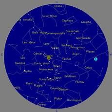 Nasa Sky Chart Sky Chart Click To Enlarge