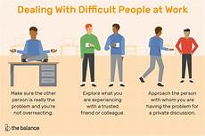 You Can Learn How To Deal With Difficult People At Work