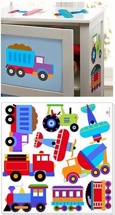 trains airplanes trucks truck wall decals stickers