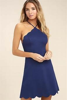 navy blue dress backless dress skater dress 54 00