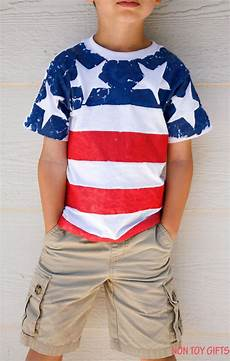 american flag clothes childrens diy flag t shirts for non gifts