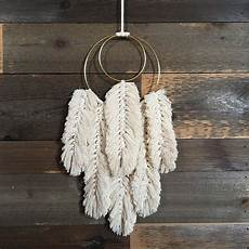 macrame feather tutorial macrame projects sewing