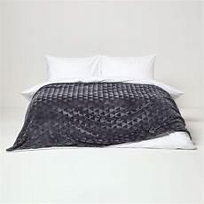 velvet throw sofa bedspread geometric triangle soft