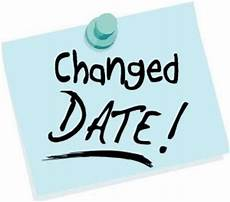 Date Change Change Of Date Elementary Final Assembly