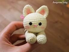 crochet amigurumi lying kitten amigurumi pattern amigurumi today