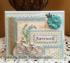 It Goodbye Checks Design Daileyscrapper Farewell Cards