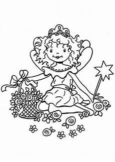 kinderbilder lillifee 5 bilder zum ausmalen ausmalen