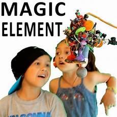 Skylander Boy And Girl Light Element Swap Force Introduction Song By The Skylander Boy And
