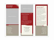Brochure Template Download Free 33 Free Brochure Templates Word Pdf ᐅ Templatelab