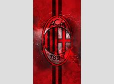 AC Milan HD Logo Wallpaper by Kerimov23 on DeviantArt