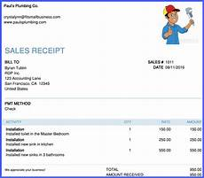 How To Write A Sales Receipt How To Create Amp Send Sales Receipts In Quickbooks Online