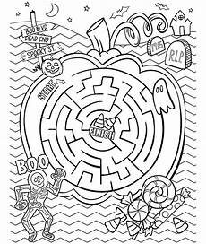 maze runner pages coloring pages