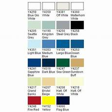 Interlux Color Chart Interlux Brightside Premium Single Part Polyurethane