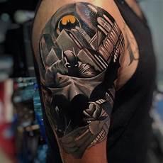 batman arm sleeve rib designs awesome batman arm sleeve fan tat by