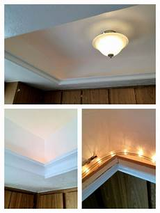 Can You Replace A Light With A Ceiling Fan Diy Update Fluorescent Lighting